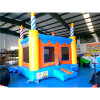 Deluxe Square Cake Blow Up Castle