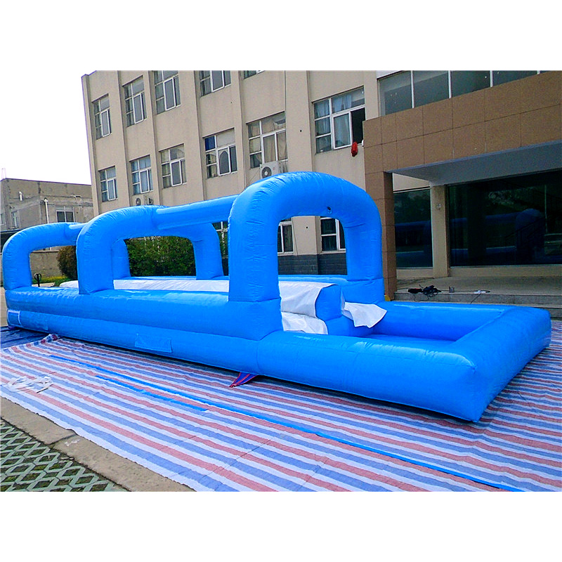 Double Lane Slip And Slide Combo
