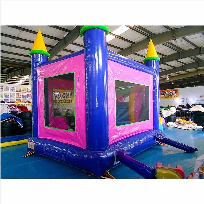Dual Jumper Castle Combo