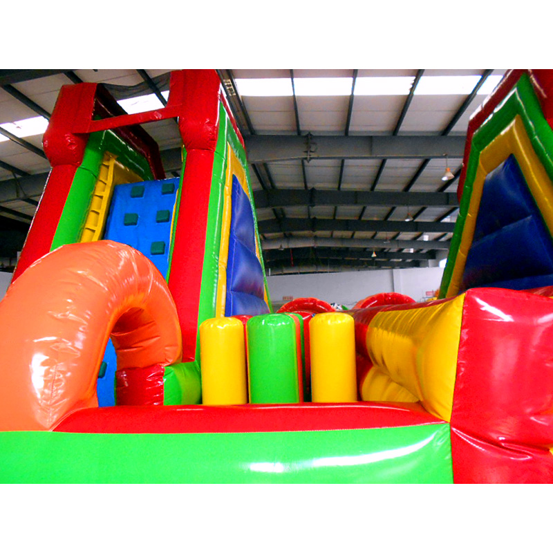 Dual Lap Inflatable Obstacle