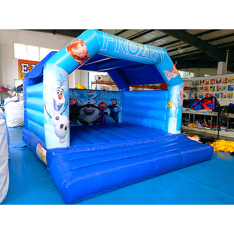Frozen Bouncy House