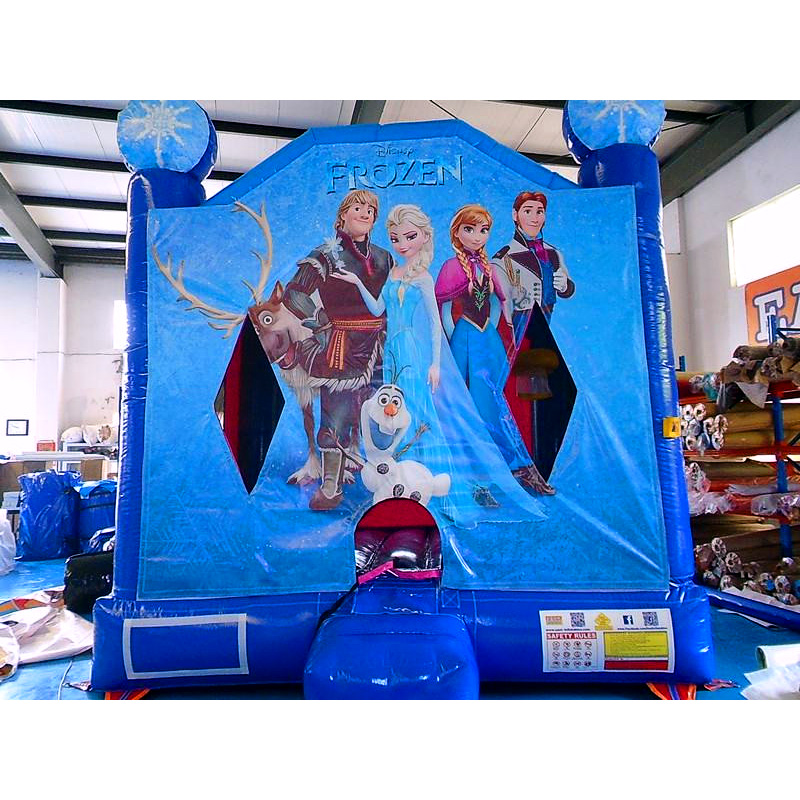 Frozen Jump Bounce House