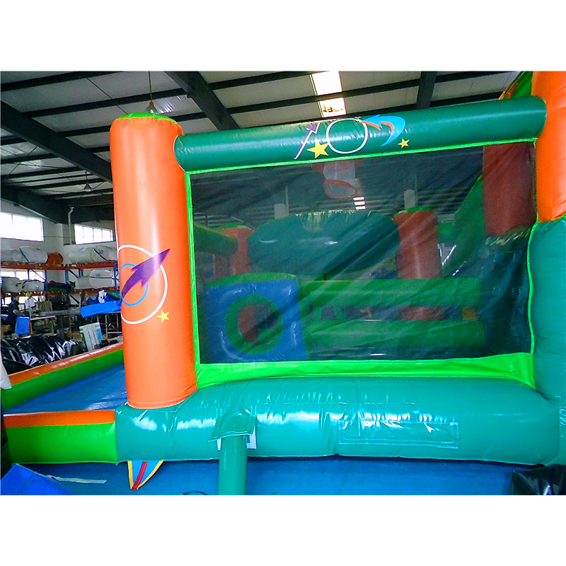 Funny Inflatable Bouncer Slide Combo