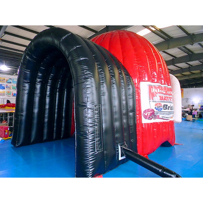 Helmet Tunnels Inflatables