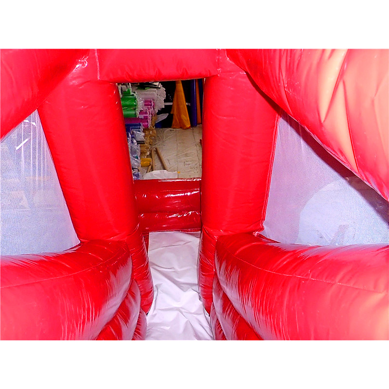 Inflatable Bounce Castle Combo Four