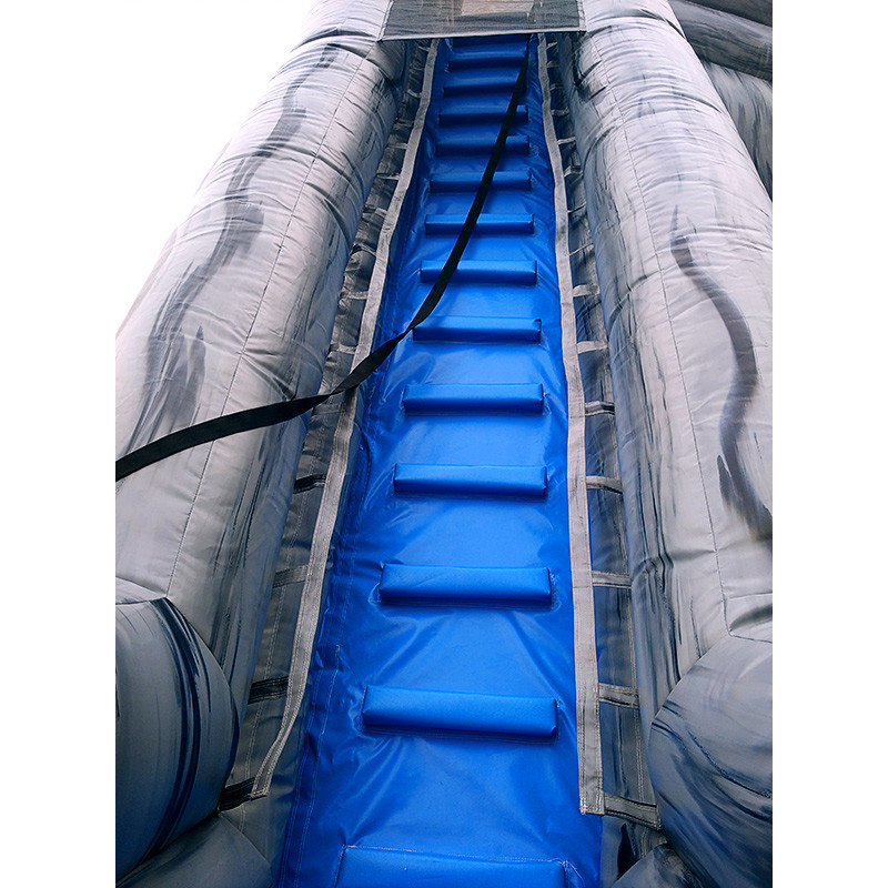 Inflatable Hurricane Slide Pools Combo