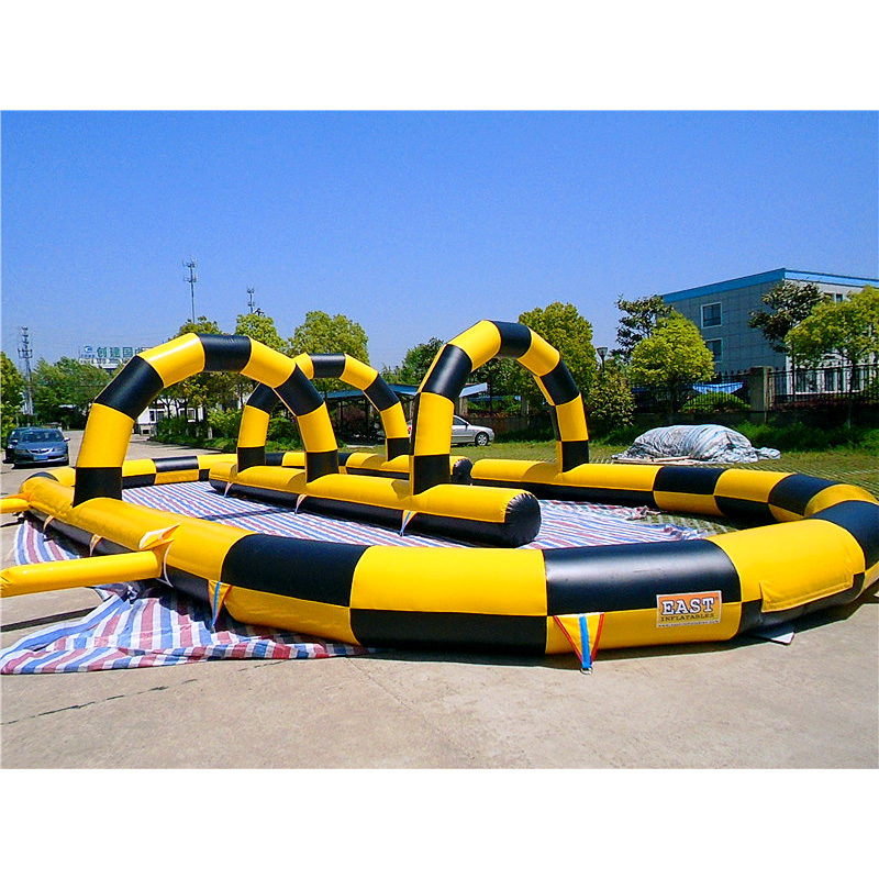 Inflatable Race Game