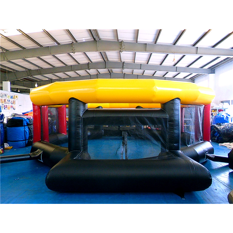 Inflatable Soccer Cage