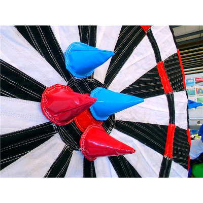 Inflatable Velcro Dart Board