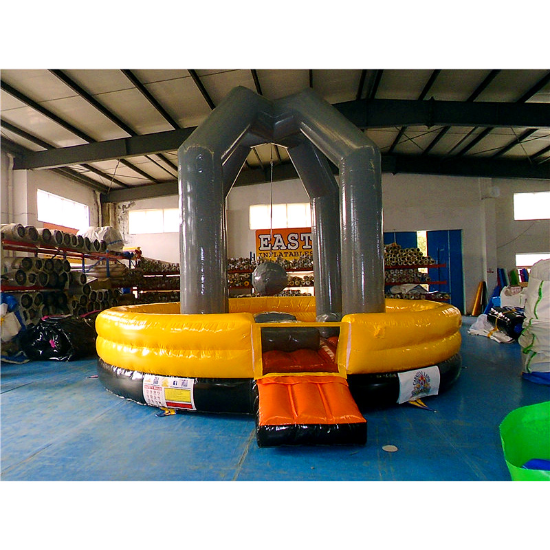 Inflatable Wrecking Ball Game