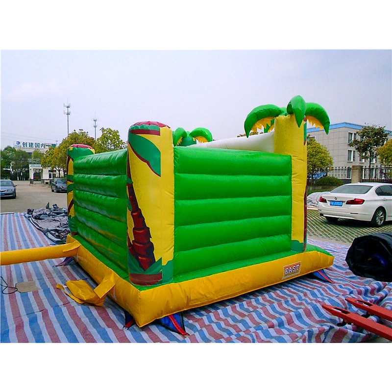 Jungle Bouncy House