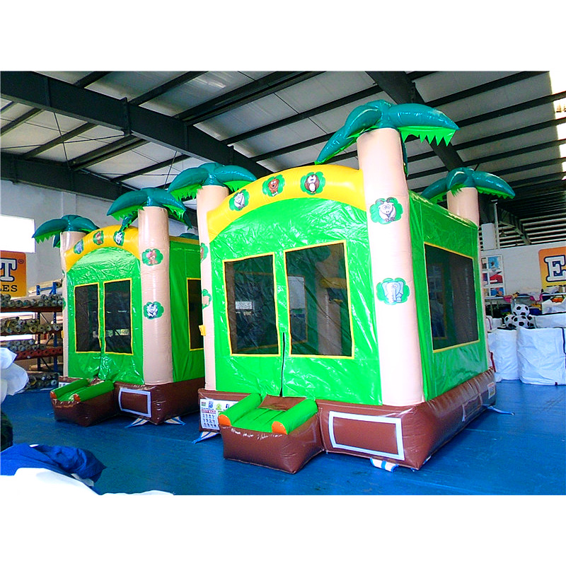 Jungle Inflatable House