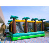 Jurassic Adventure Slide Obstacle Combo
