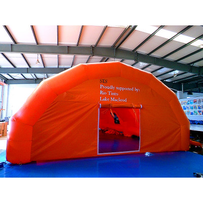Large Emergency Shelter Inflatables