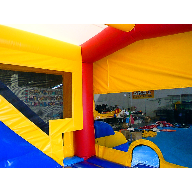 Moudle Bouncy Slide Combo Seven