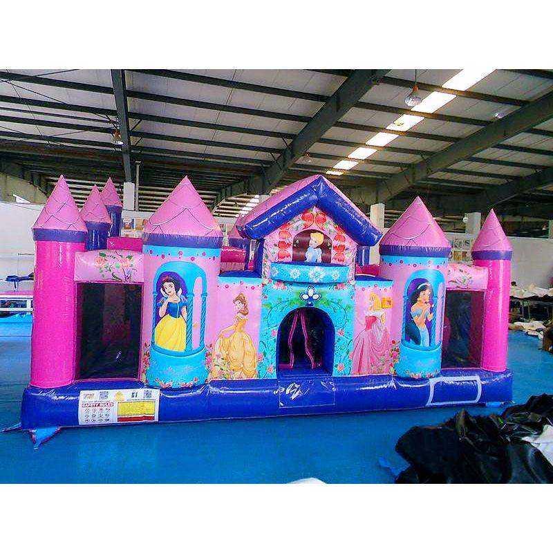 Princess Palace Inflatable Castle