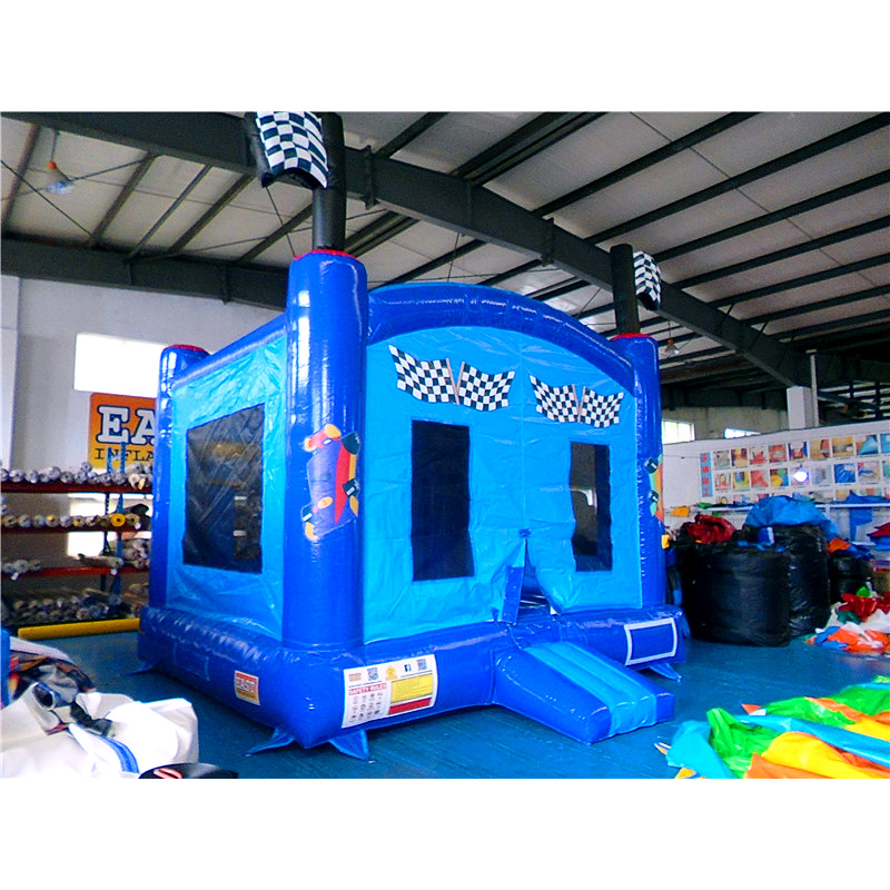 Race Car Bounce House