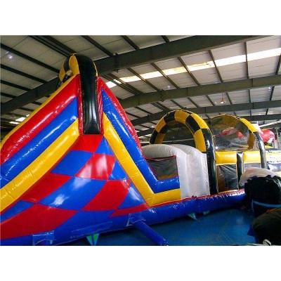 Race Car Obstacle Jumper Challenge