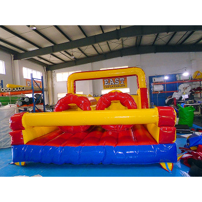 Seven Element Obstacle Course House
