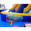 Splash Inflatable Water Slide Park