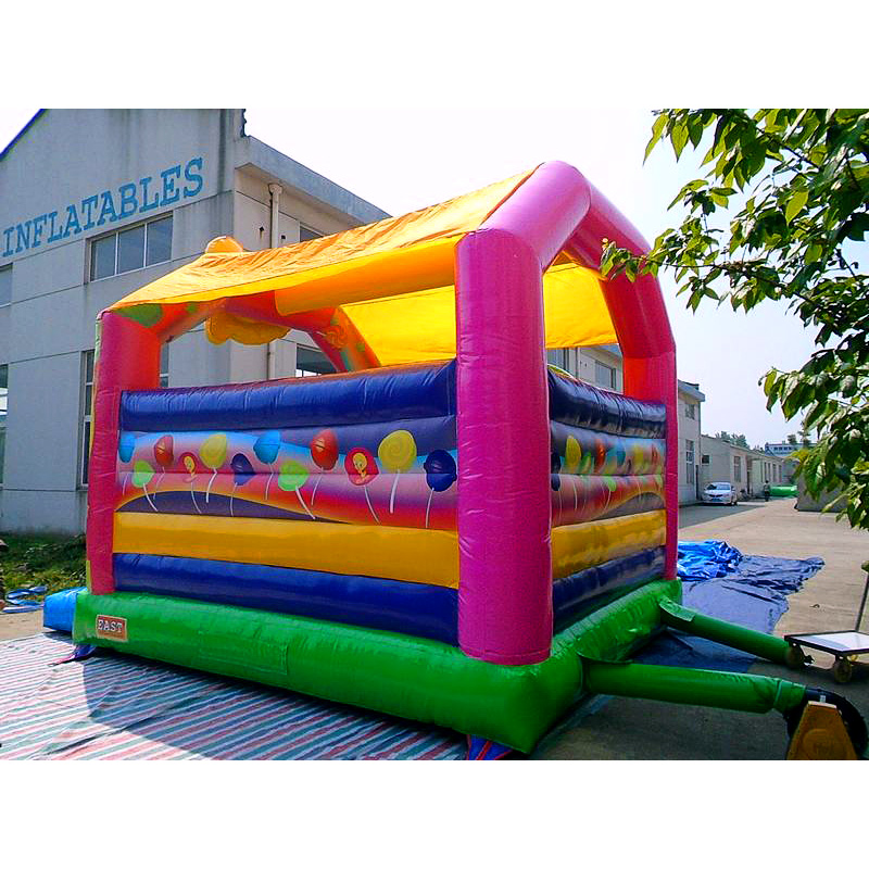 Tweety Interactive Bubble Bouncy Castle