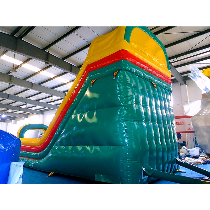 Twenty Six Single Lane Inflatable Slide